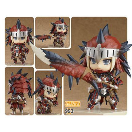 (MD) Nendoroid Hunter: Female Rathalos Armor Edition
