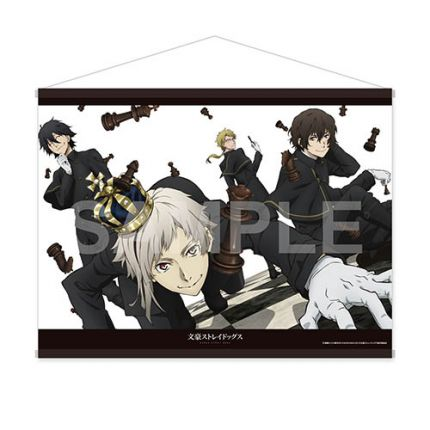 (MD) Bungo Stray Dogs Tapestry Chess ver.