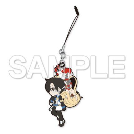 (MD) Sword Art Online Rubber Strap pair - Kirito&Asuna [Ordinal Scale Ver.]