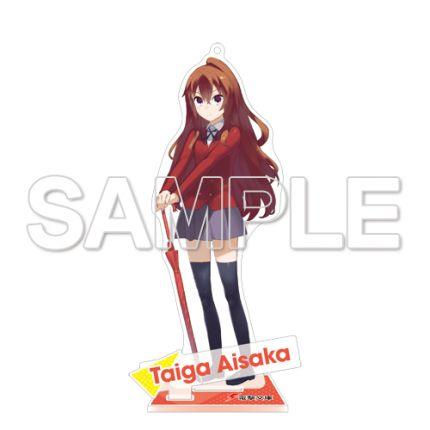 (MD) Dengeki Bunko 25th Anniversary Acrylic Figure - Toradora Taiga