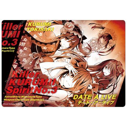 (MD) Date A Live Table Mats E - Tokisaki Kurumi [4 Type]