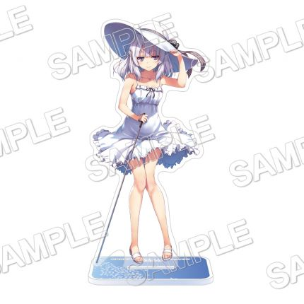 "(MD) MF Bunko J SUMMER SCHOOL FESTIVAL 2018 - Acrylic Stand Figure ""Classroom of the Elite"""