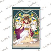 (MD) The Melancholy of Haruhi Suzumiya B2 Tapestry HARUHI SUZUMIYA Original Illustration from Noizi Ito