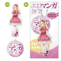 (MD) Ero Manga Acrylic Standee figures Charm - Yamada Elf