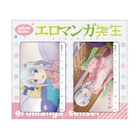 (MD) Ero Manga IC Card Sticker Set C - Izumi Sagiri