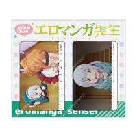 (MD) Ero Manga IC Card Sticker Set D - Izumi Sagiri