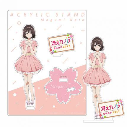 (MD) Saekano Shop 2017 Acrylic Standee - Kato Megumi