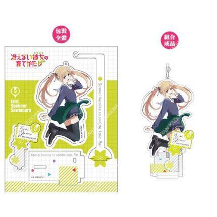 (MD) Saekano Acrylic Stand A - Sawamura Supencer Eriri