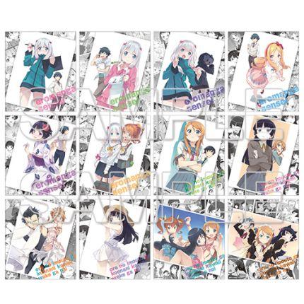 (MD) Eromanga sensei & Ore no Imouto ga konnani Kawaii Wakeganai Memorial Trading Mini Card