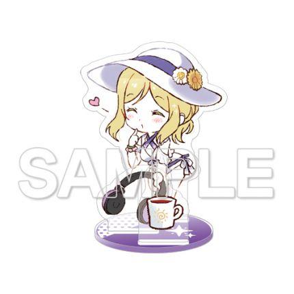 (MD) LoveLive! Sunshine!! School idol diary Acrylic Stand - Mari Obara