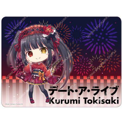 (MD) DATE A LIVE Yukata Tablemat - Tokisaki Kurumi