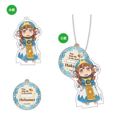 (MD) Hakumei to Mikochi Acrylic Stand Figures Charm A - Hakumei