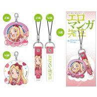 (MD) Ero Manga PVC Charm B - Yamada Elf