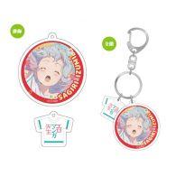 (MD) Ero Manga Acrylic Key Holder B - Izumi Sagiri